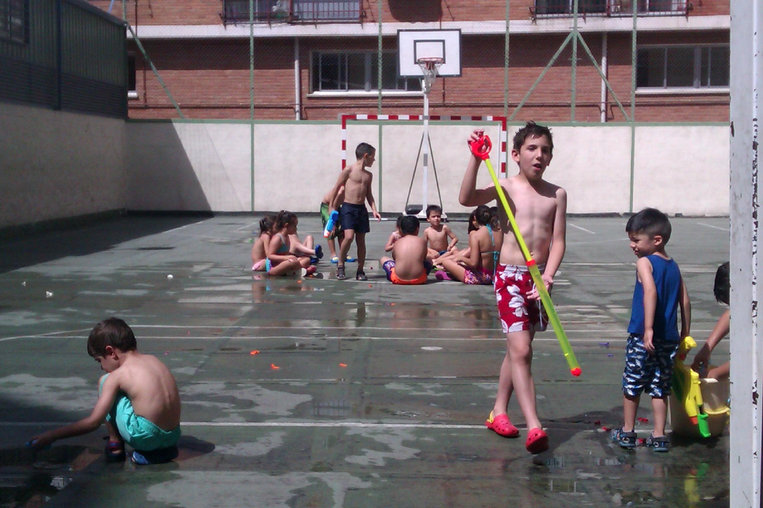 Campamento de verano 2017