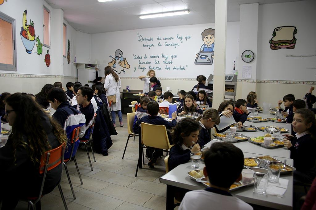 Comedor Calle Nueva