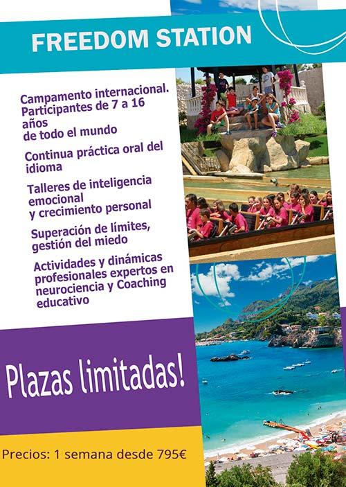 Summer Camp Alicante