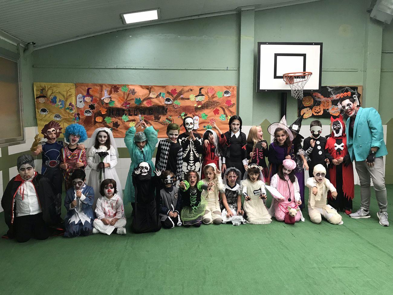 Infantil Primaria Halloween 2017 1