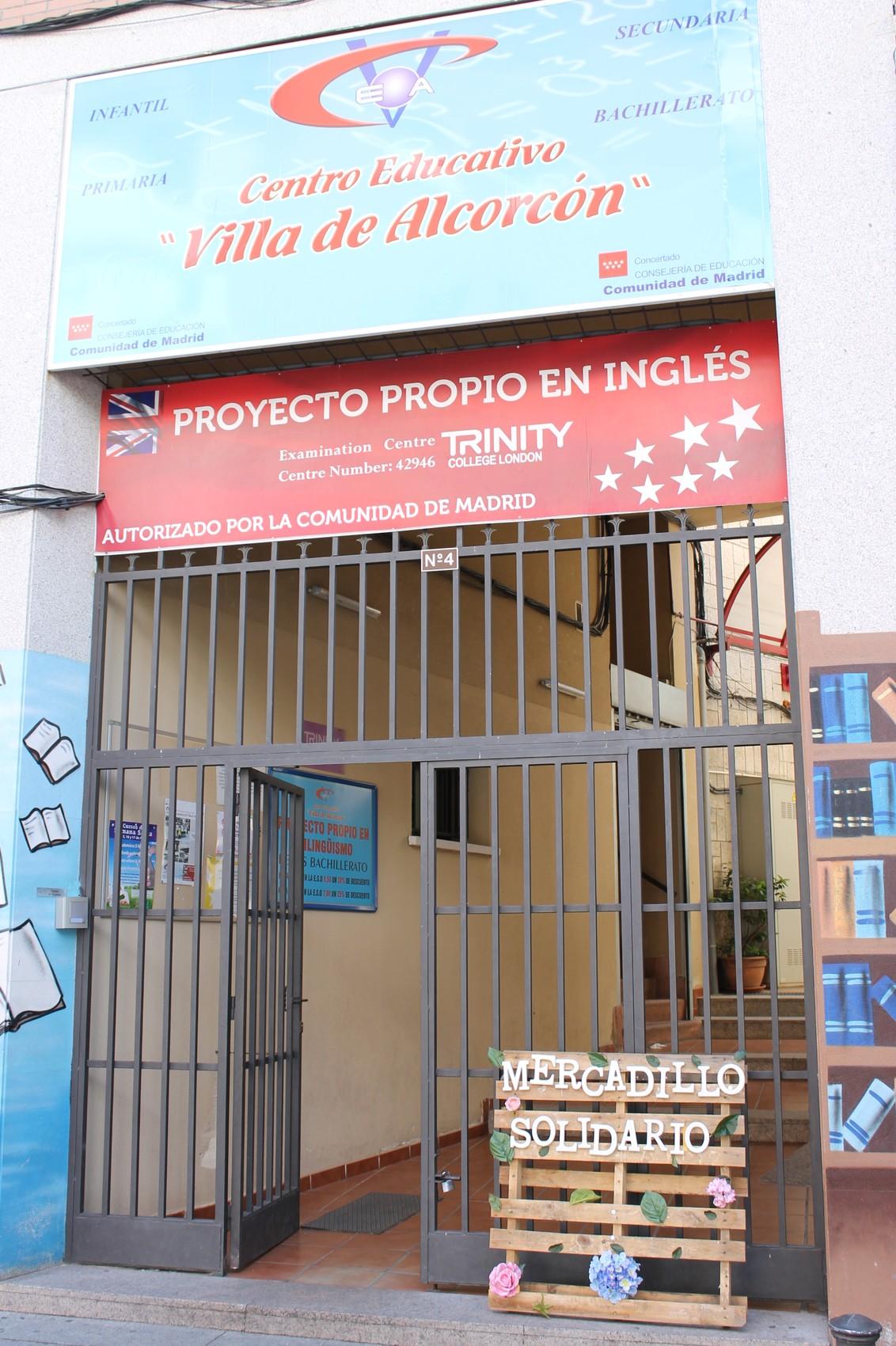 Mercadillo Solidario Primaria 2019 01