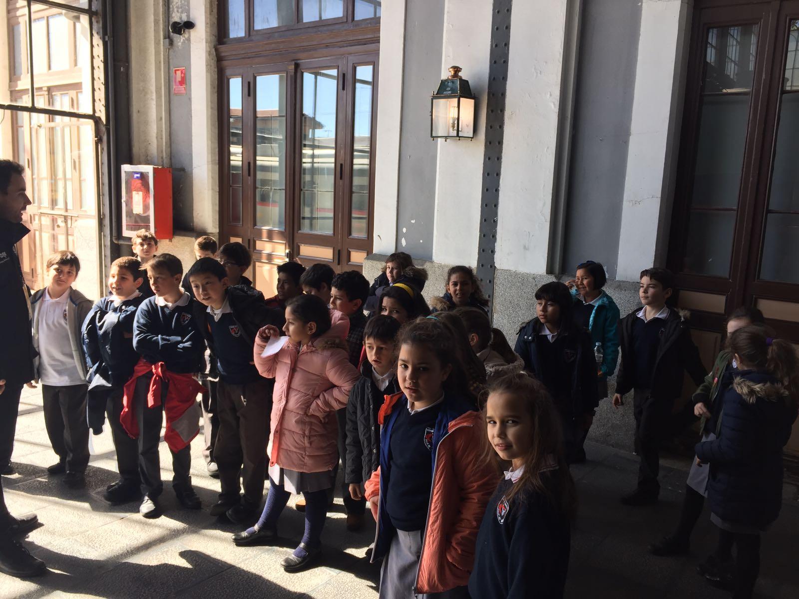 Infantil Primaria Museo Ferrocarril 2017 1