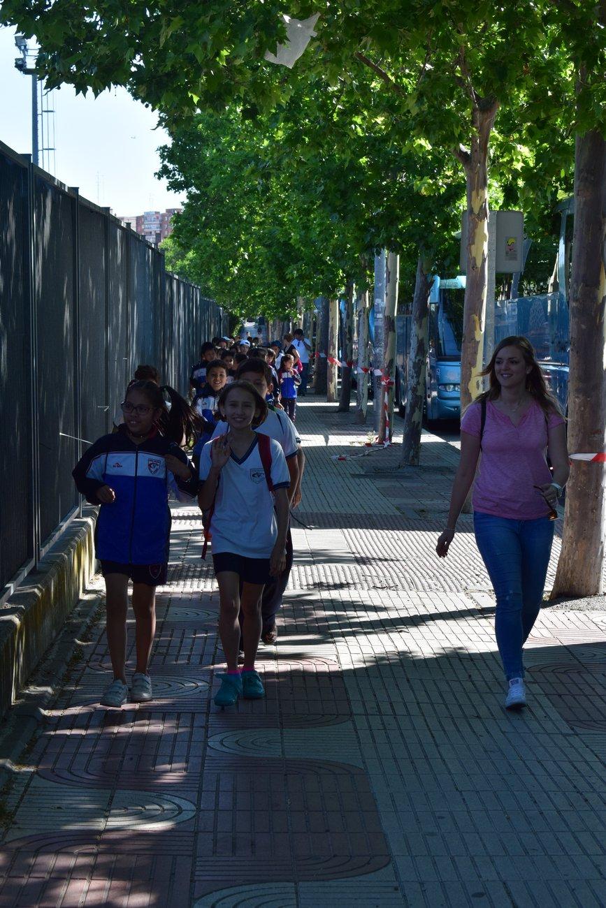 Infantil Primaria Olimpiadas Dia 1 2017 1