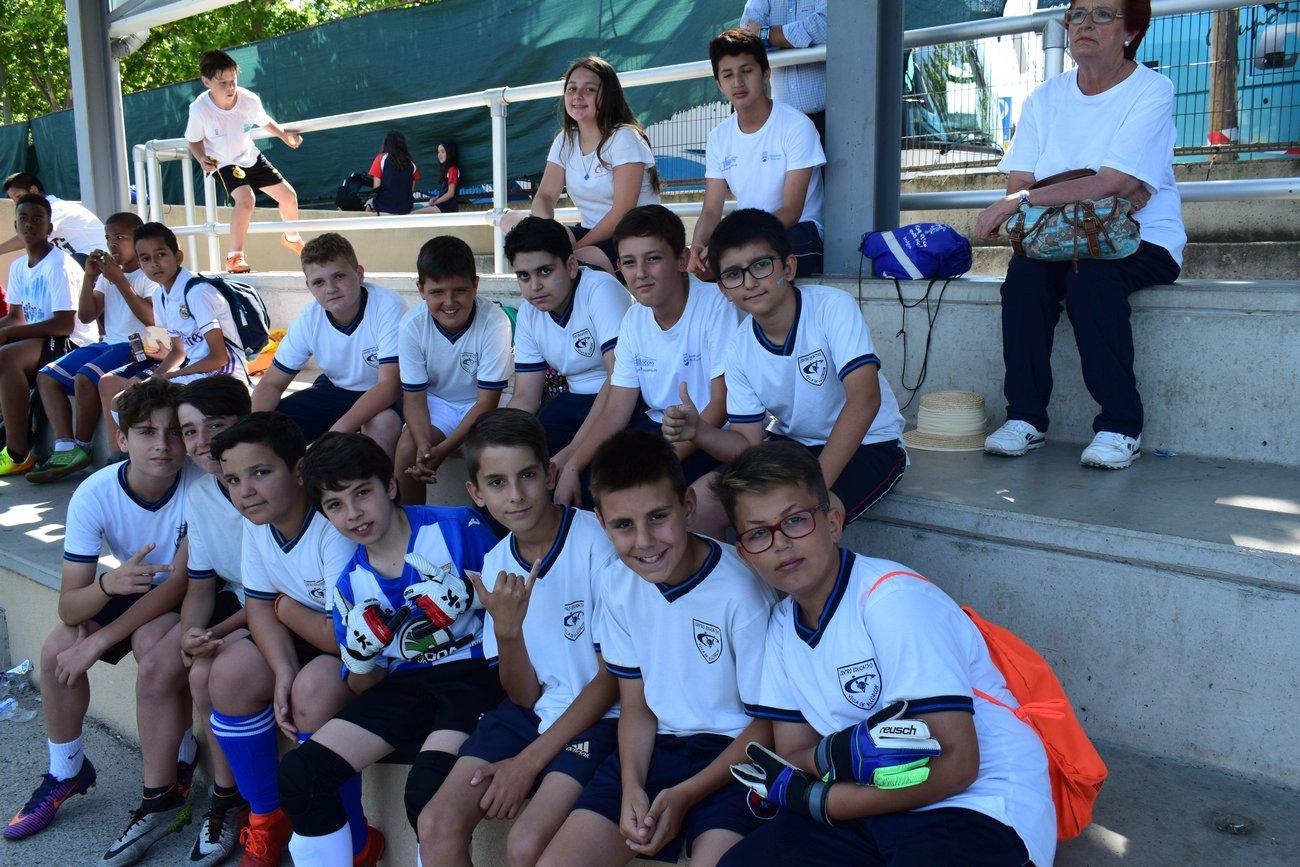 Infantil Primaria Olimpiadas Dia 4 2017 1